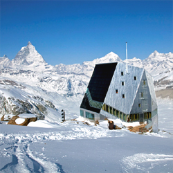 The Monte Rosa Tour and the Europa Hut