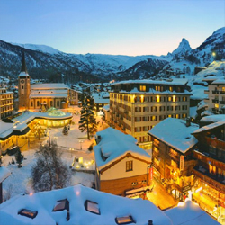 Zermatt is a cosy gem at the foot of the Matterhorn